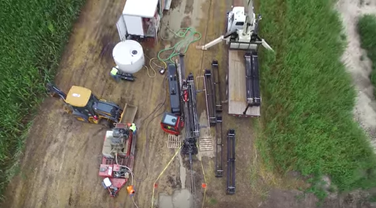Boring Contractors HDD News   News HDD Drone Video News