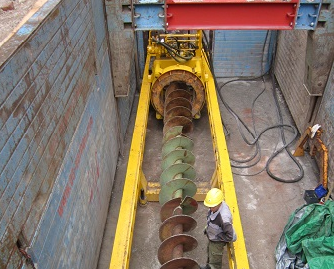 Boring Contractors Media | News Media Horizontal Auger Boring Press Release