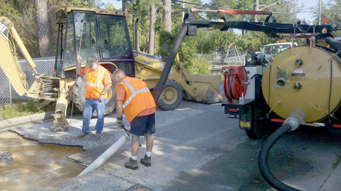 Boring Contractors Potholing Service   Utility Location and Surfacing