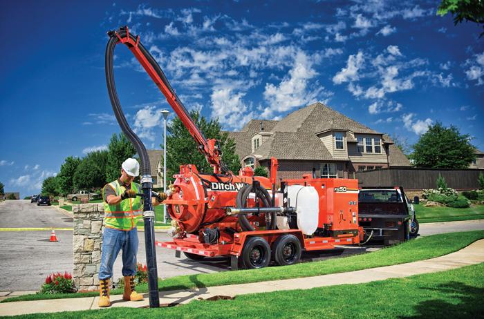 Boring Contractors Potholing Services   Exposing Utilities