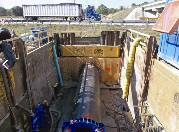 Boring Contractors Tunneling | Microtunneling