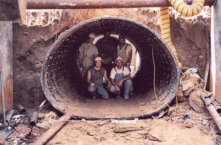 Boring Contractors Tunnels | Conventional Tunneling