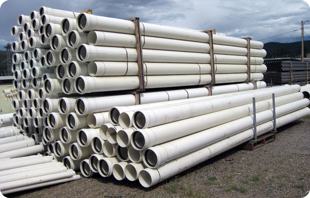 Boring Contractors Utility Pipes Types | PVC Pipe