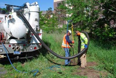 Boring Contractors Potholing Services   Utility Depth Measurement & Mapping